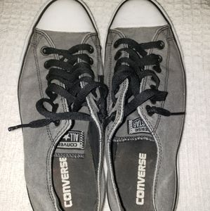 Converse Black and Grey